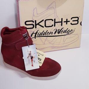 Skechers SKCH+3 Burgundy